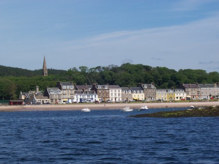 Beaches at Millport